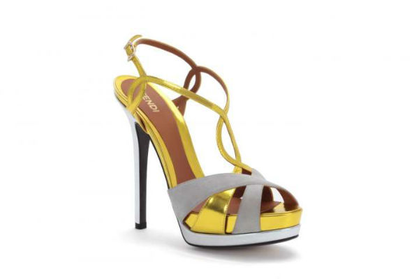 Fendi 2013 Shoes Collections