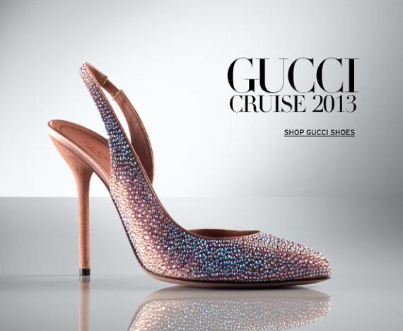 Gucci Cruise 2013